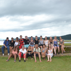 Honors Students Travel to Brazil During Winter Break